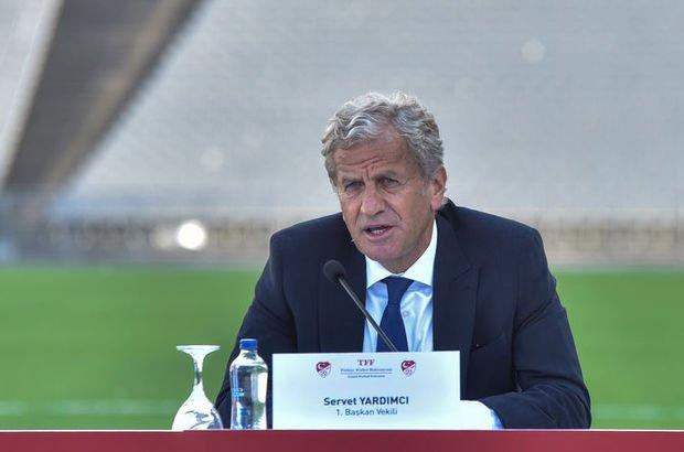 Servet Yardımcı, UEFA'da yeniden aday