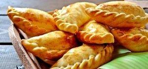 Empanadas böreği tarifi: Empanadas böreği nasıl yapılır?