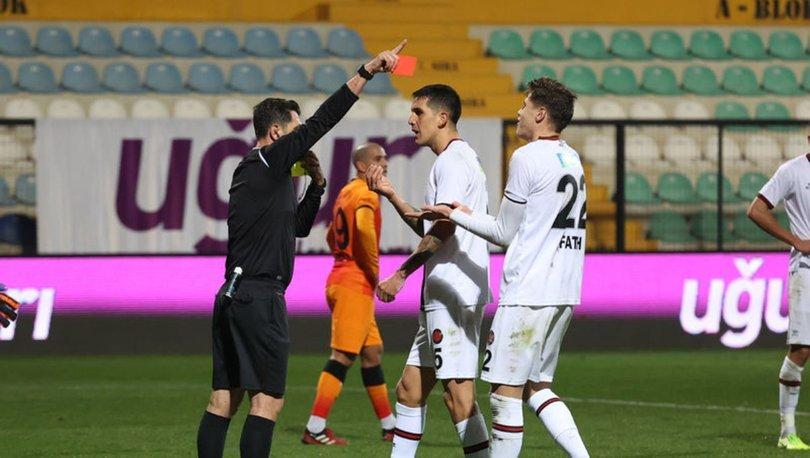 Enzo Roco'nun üç maçlık cezası onandı
