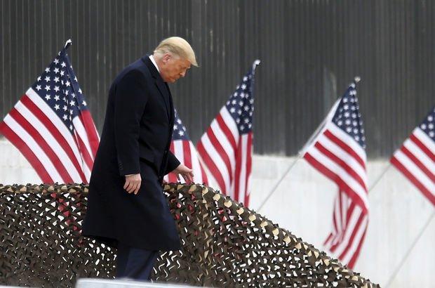 ABD'de Trump'ın azli için tarihi süreç başladı! Sırada ne var?