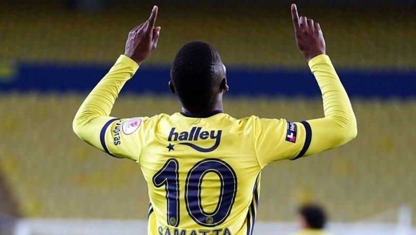Samatta 104 gün sonra gol attı