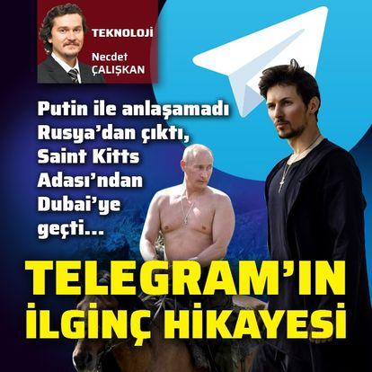 İşte Telegram'ın bilinmeyenleri...