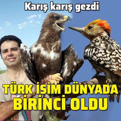 Karış karış gezdi... Türk isim dünyada birinci oldu
