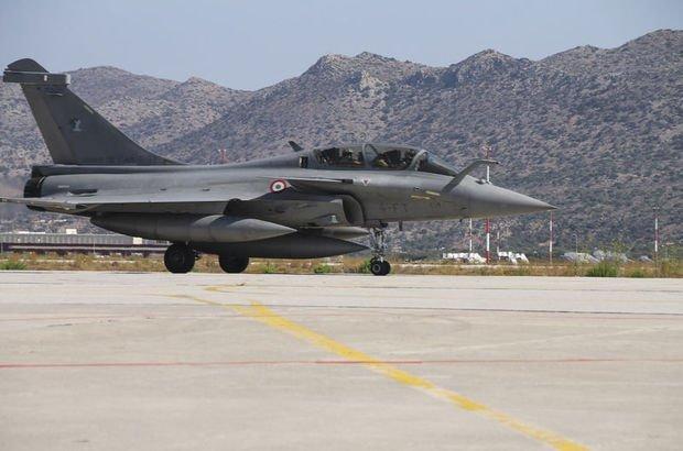 Yunanistan, Fransa'dan ikinci el savaş uçağı alıyor