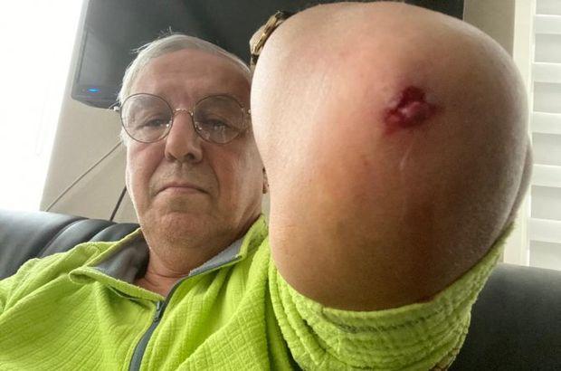 Yeniçağ temsilcisi saldırıya uğradı