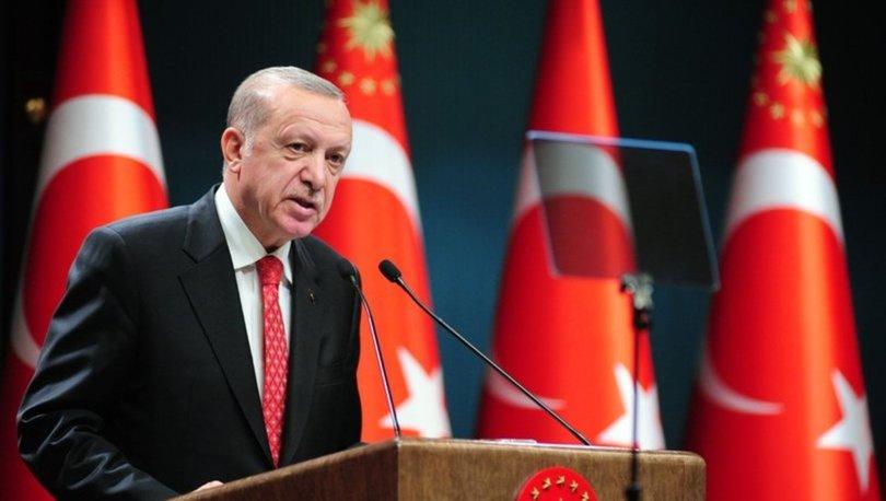 Yasaklar ne zaman klakacak? Cumhurbaşkanı Erdoğan'dan flaş açıklama