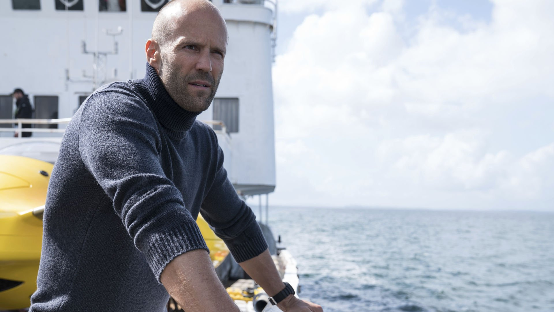 Jason Statham Antalya'da film çekecek   Kültür-Sanat Haberleri