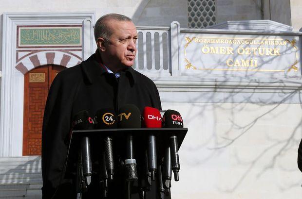 Cumhurbaşkanı Erdoğan'dan aşı açıklaması: Yan etkisi yok, sapasağlamım