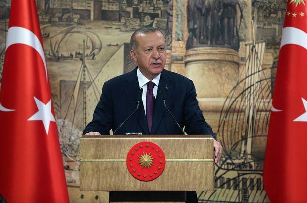 Cumhurbaşkanı Erdoğan: En çok hayıflandığım konu...