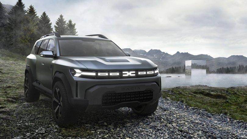 SON DAKİKA: Dacia ve Lada birlikte SUV model geliştirdi - OTOMOBİL