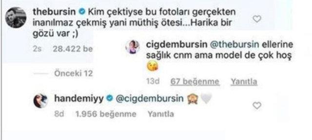 Kerem Bürsin'in annesinden Hande Erçel'e yorum - Magazin haberleri