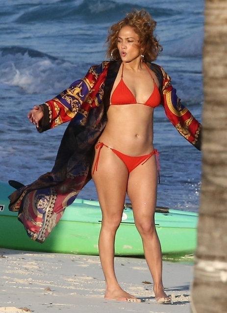 Bir günde iki farklı Jennifer Lopez - Magazin haberleri