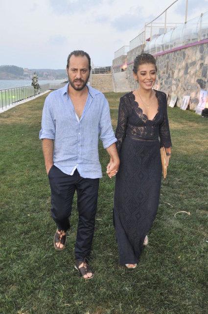 Kaan Taşener yeni sevgilisiyle görüntülendi - Magazin haberleri