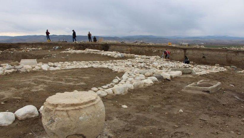 Amasya'da bulundu... 2 bin 500 yıl öncesine ait!