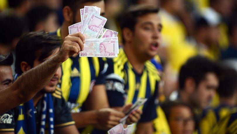 Fenerbahçe dolar cinsi krediyi TL'ye çevirdi