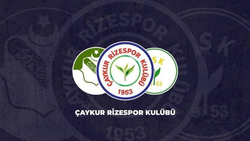 Çaykur Rizespor'da pozitif vaka sayısı 5'e yükseldi