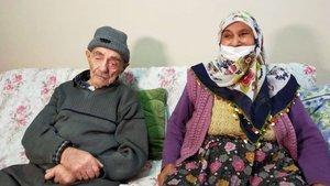 93 yaşındaki Kore Gazisi ve eşi koronavirüsü yendi