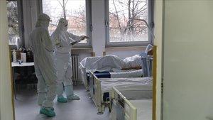 Koronavirüs salgınında yeni vaka sayısı 7 bin 550