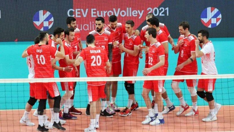 Kuzey Makedonya: 3 - Türkiye: 1 MAÇ SONUCU