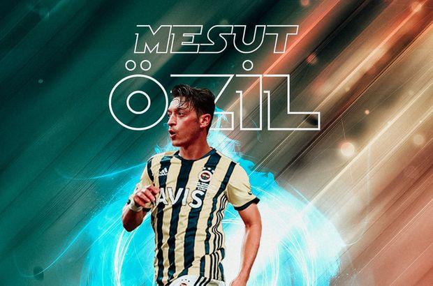 Mesut Özil, Fenerbahçe'de!