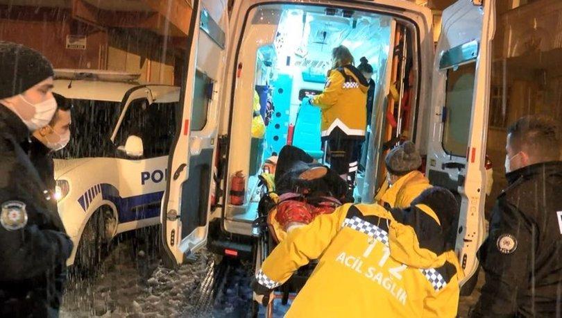İstanbul'da tartıştığı eşini bıçaklayan adam, ağlayarak polisi aradı