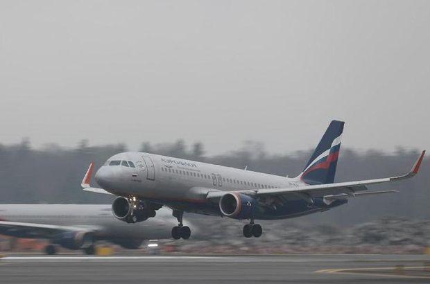 Arızalanan Antalya-Moskova uçağından zorlu iniş