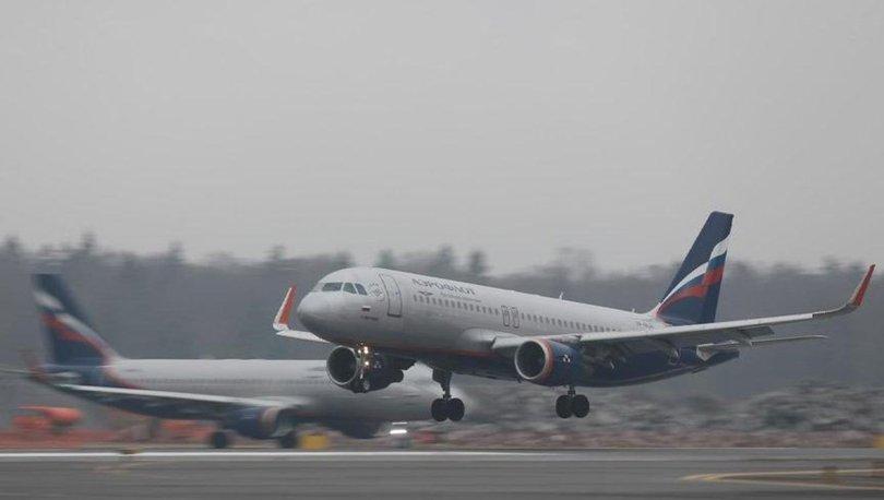 İniş takımları bozulan Antalya-Moskova uçağı güçlükle iniş yapabildi