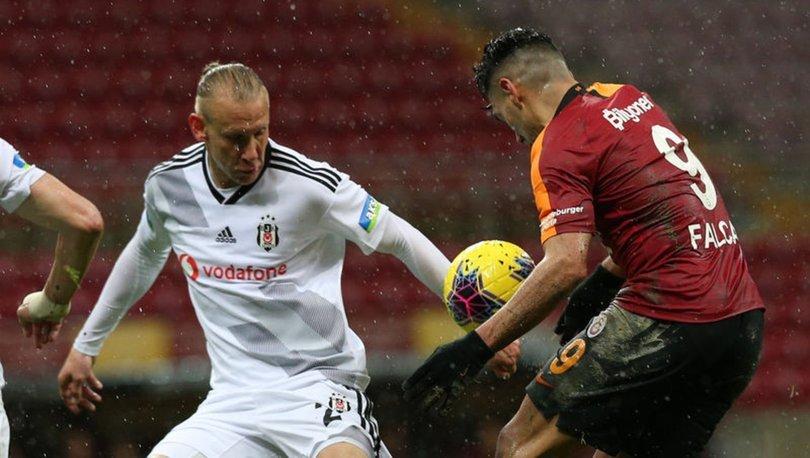 Beşiktaş-Galatasaray rekabetinde 348. randevu