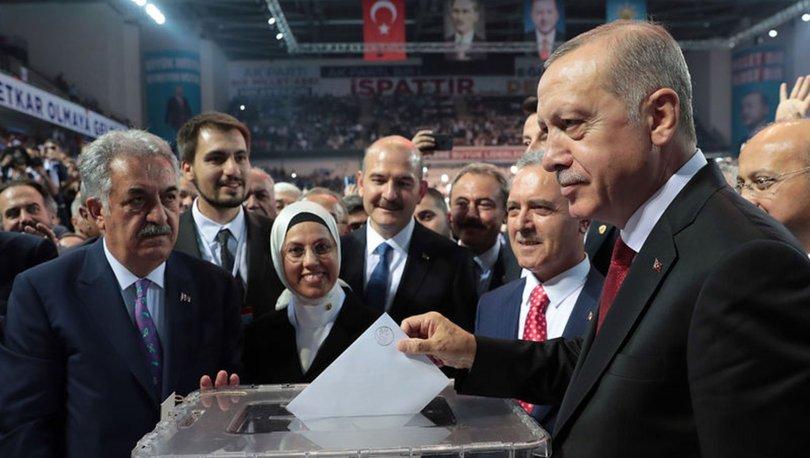 Son dakika! AK Parti'de 7. Olağan Büyük Kongre süreci hızlandı - Haber