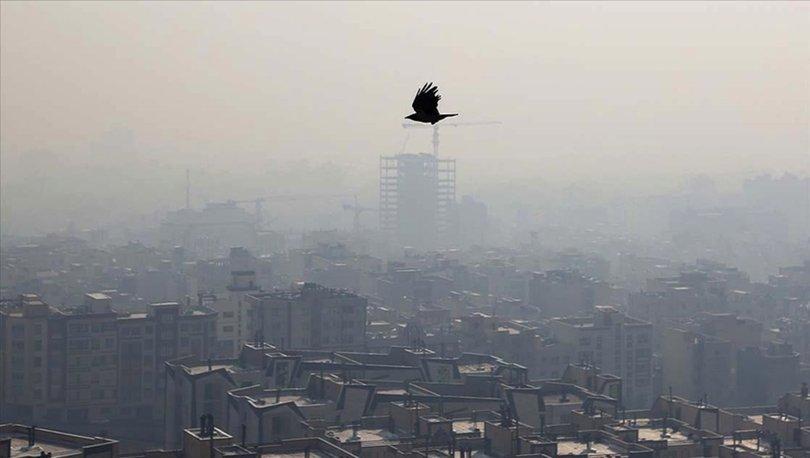 İran'da hava kirliliği yılda 40 binden fazla can alıyor - Haberler