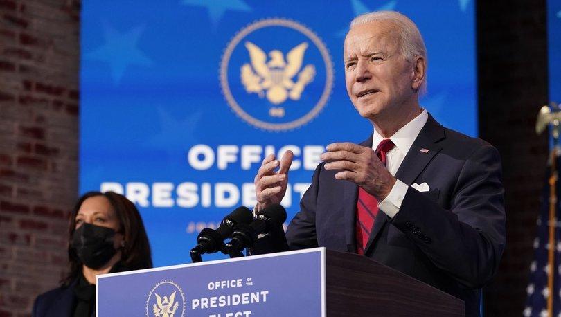 SON DAKİKA: ABD'nin seçilmiş başkanı Joe Biden'ın görevine başlar başlamaz ele alacağı 4 kriz konusu!