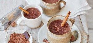 Sıcak çikolata nasıl yapılır, malzemeleri nelerdir? Evde kolay sıcak çikolata tarifi