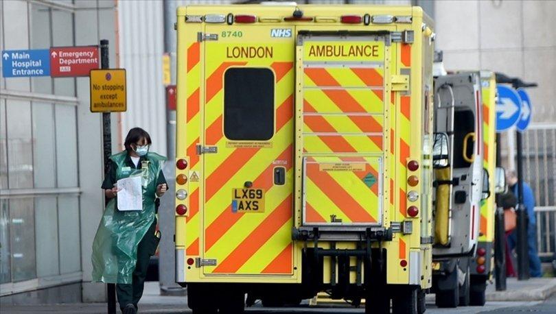 SON DAKİKA: İngiltere'den kritik açıklama: Her 30 saniyede bir koronavirüs vakası hastanelere kabul ediliyor!