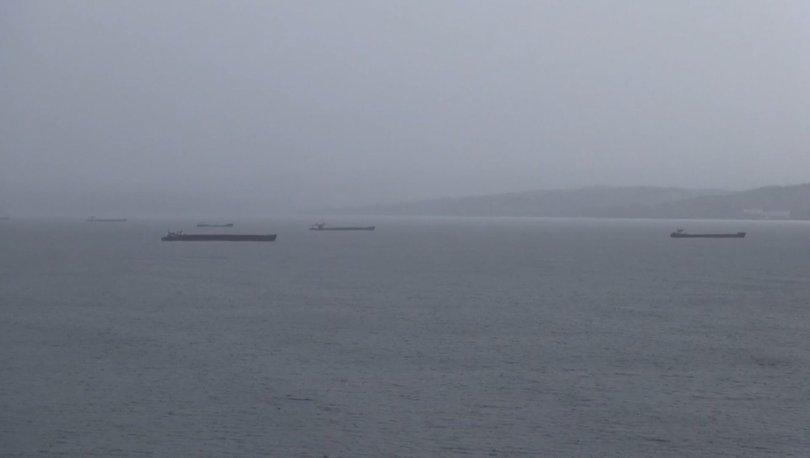 Fırtınadan kaçan gemiler Sinop'taki limana sığındı - Haberler