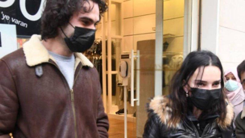 Hande Ataizi'nin sevgilisi Dinç Aydoğdu: İkimiz de sıradan insanlar gibi yaşıyoruz - Magazin haberleri