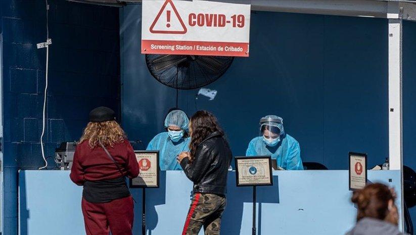 ABD'de Kovid-19'dan ölenlerin sayısı 405 bini aştı