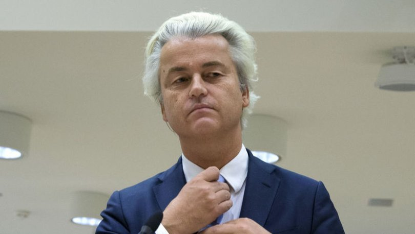 Hollanda'da aşırı sağcı lider Wilders'in seçim vaadi 'Suriyelileri sınır dışı etmek'