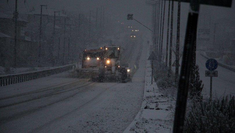 Ankara Valiliği'nden buzlanma ve don uyarısı - Haberler