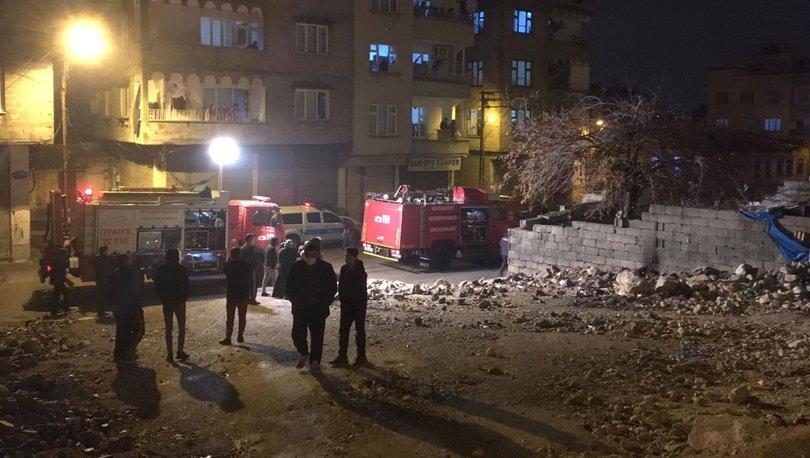 DEHŞET! Son dakika: Gaziantep'te 2 katlı bina çöktü ve... - Haberler
