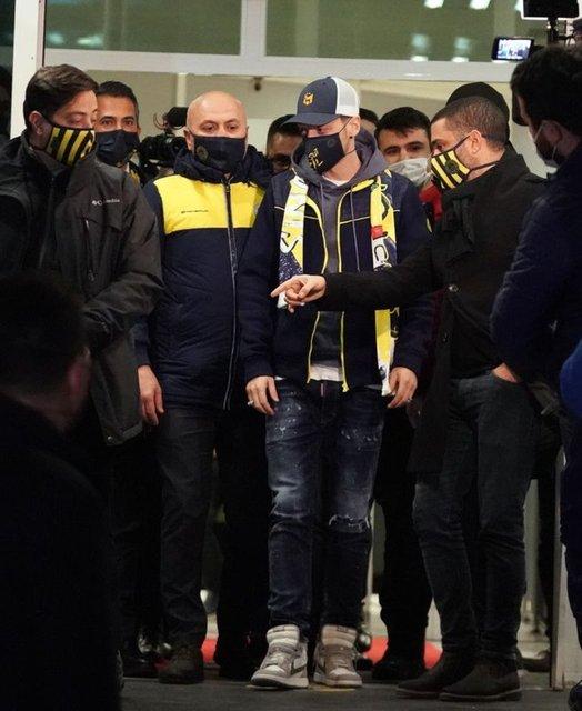 MUTLU MESUT! Son dakika: Mesut Özil transferi tüm dünyada ses getirdi!