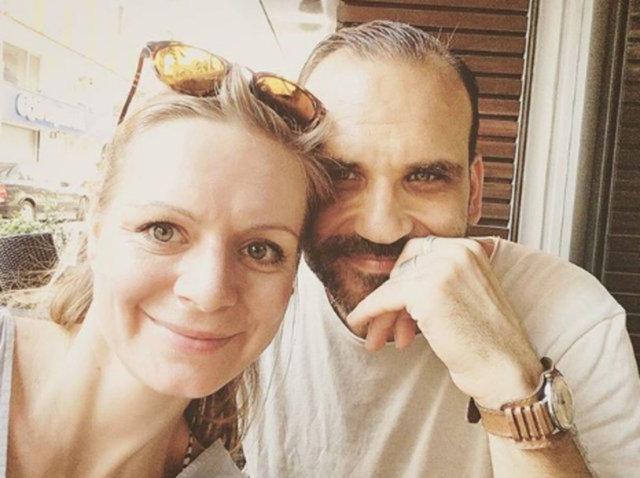 Gürgen Öz: Eşimle tanıştığımızda oyuncu olduğumu söylemedim - Magazin haberleri