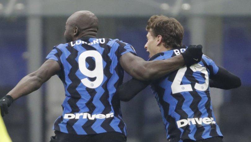 Inter'den Juventus karşısında kritik galibiyet
