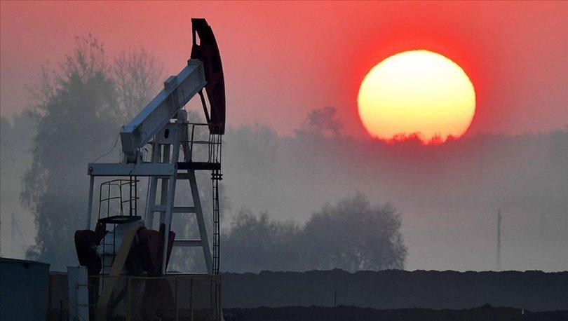Brent petrolün varili 54,85 dolar