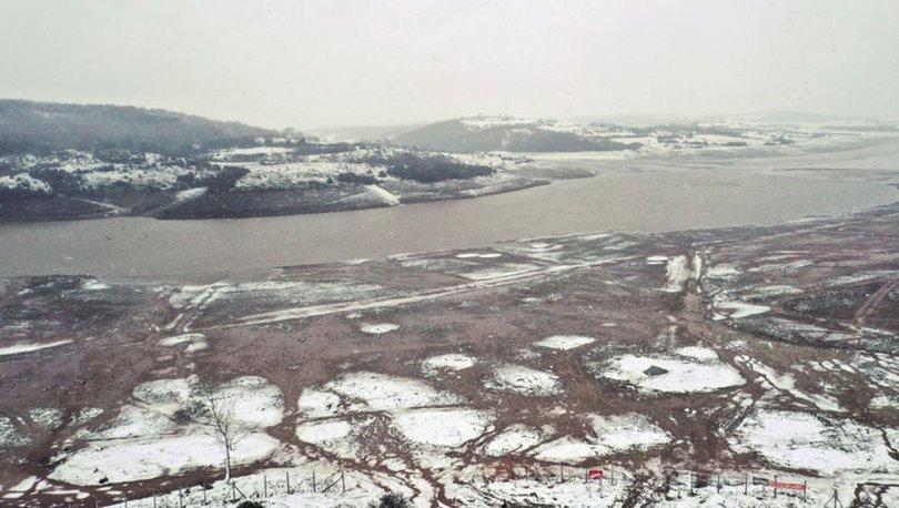 DOLUYOR! Son dakika: İstanbul baraj doluluk oranı yüzde 30'u geçti