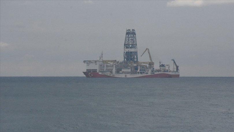 Sakarya Gaz Sahası'ndaki ilk derin deniz tespit kuyusu Türkali-1'deki çalışmalar tamamlandı
