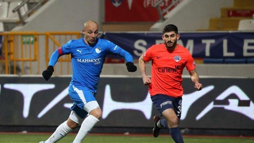 3 puan Erzurumspor'un