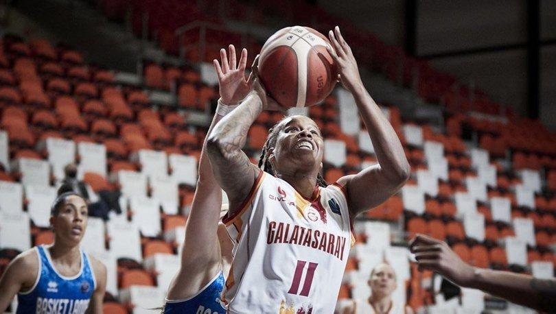 Galatasaray: 89 - Basket Landes: 63