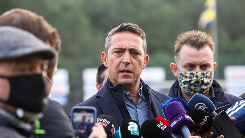 Ali Koç'tan Mesut, Hazard ve Perotti sözleri