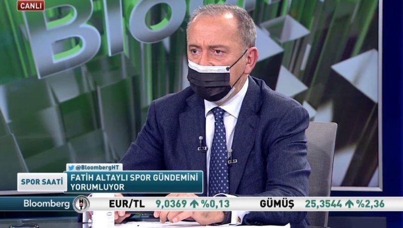 Fatih Altaylı: Mesut Özil büyük bir transfer. Başka hikayeyle işi ucuzlatmaya gerek yok