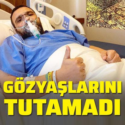 Son dakika: Okan Karacan'ın gözyaşları - Magazin haberleri